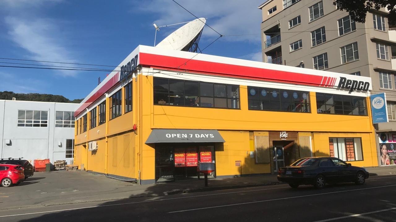 77 Kent Terrace, Te Aro