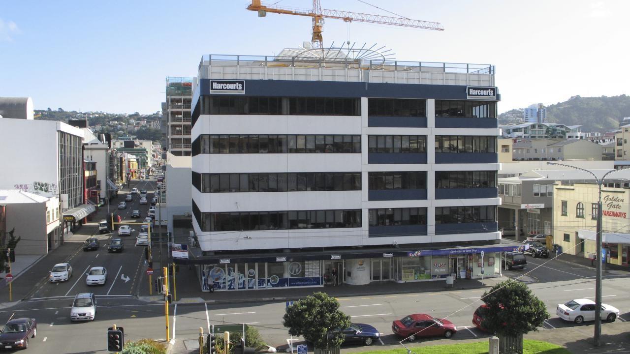 54-56 Cambridge Terrace, Te Aro