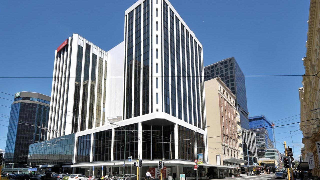 99 Customhouse Quay, Wellington Central