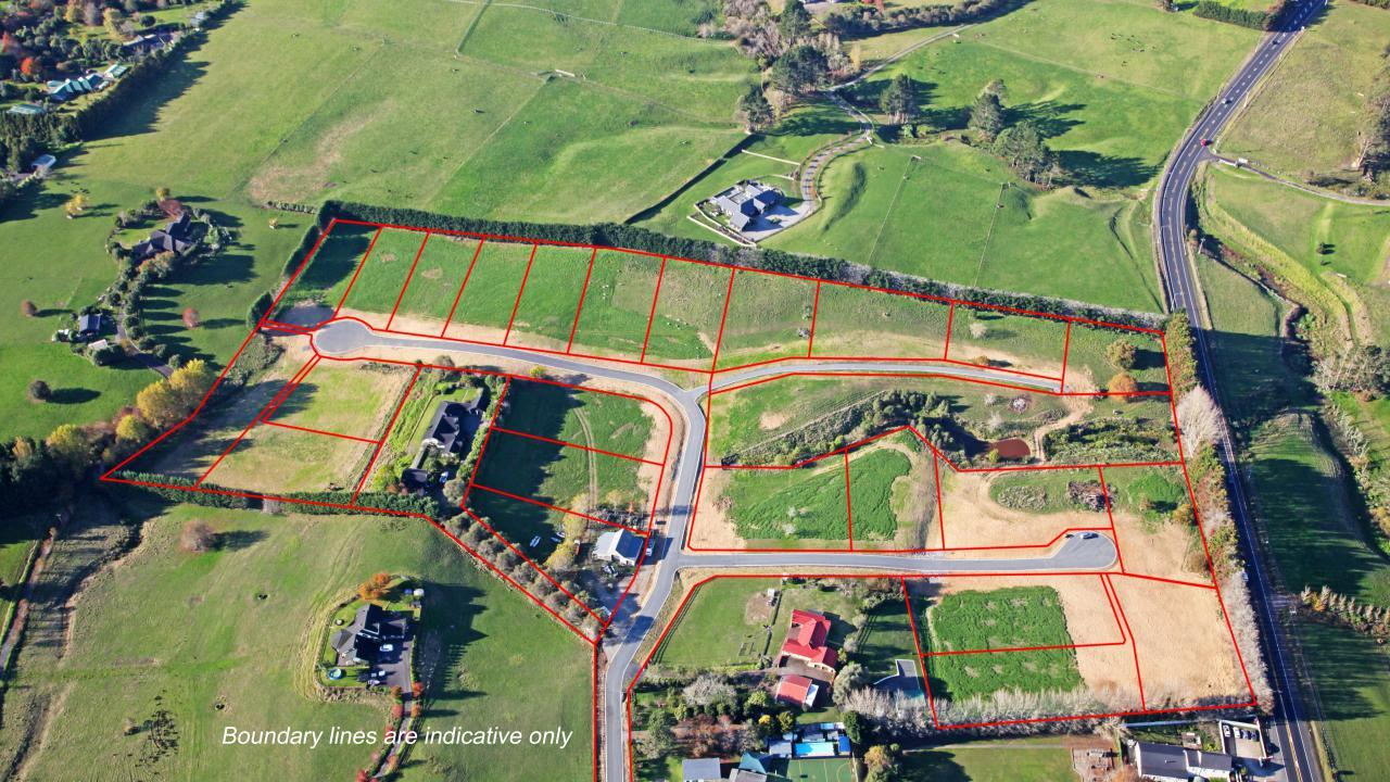 22 and 22A Blackbridge Road, Karaka