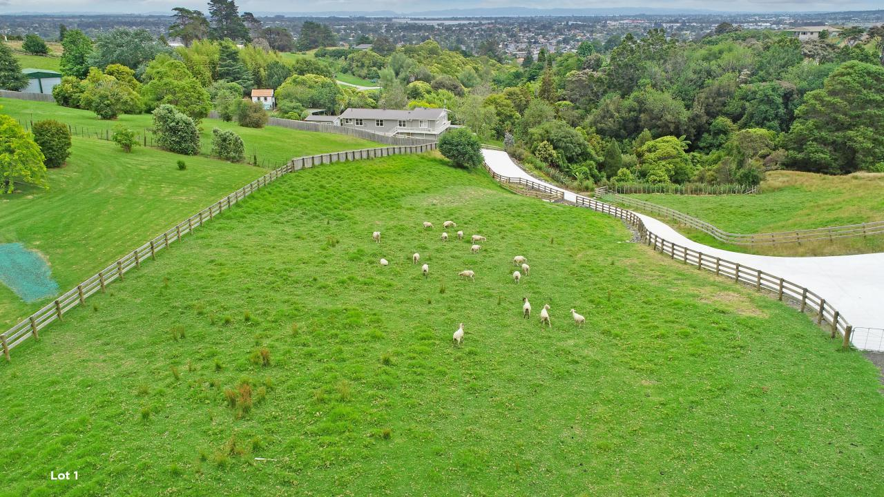 Proposed Lots 1 and 2, 218 Settlement Road, Red Hill