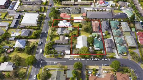0 Hall Street development, Pukekohe