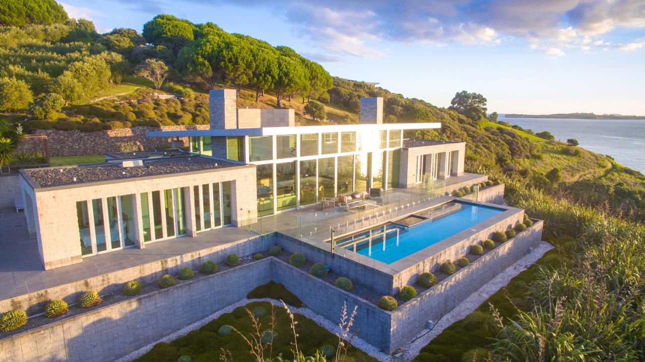 Single Family Home for Sale at MATIATIA ESTATE, WAIHEKE ISLAND Waiheke Island, New Zealand