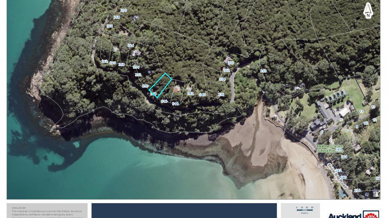 348 Shoal Bay Road, Great Barrier Island