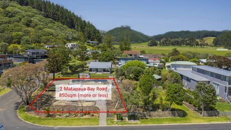 2 Matapaua Bay Road and 8 Opito Bay Road, Opito Bay