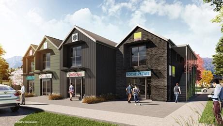 Units 1 - 8 Northlake Village Centre, Wanaka