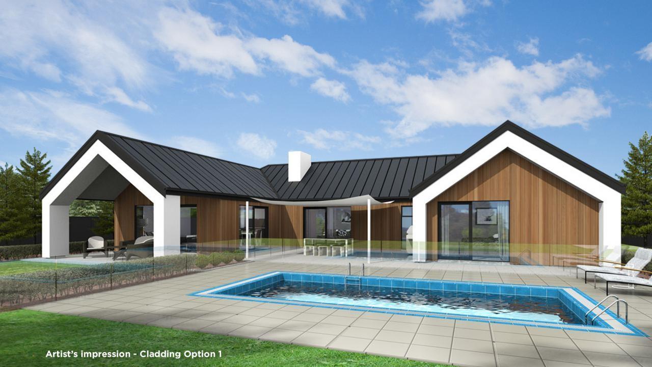 Lot 9 Alpine Estate, Dunstan Design, Wanaka