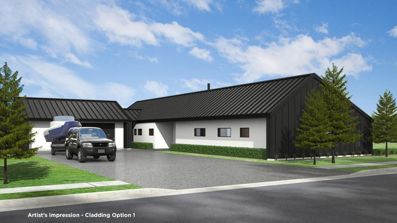 Lot 9 Alpine Estate, Greywacke Design, Wanaka