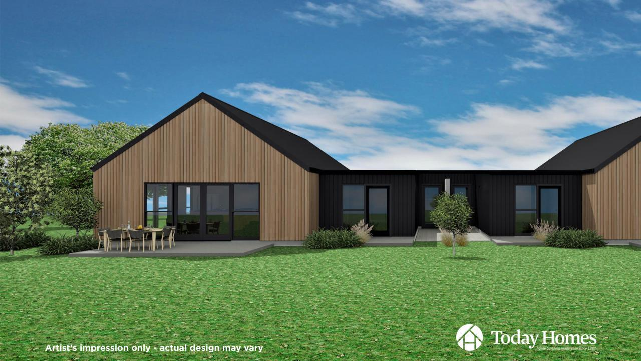 House 2, 46 Mount Nicholas Avenue, Wanaka