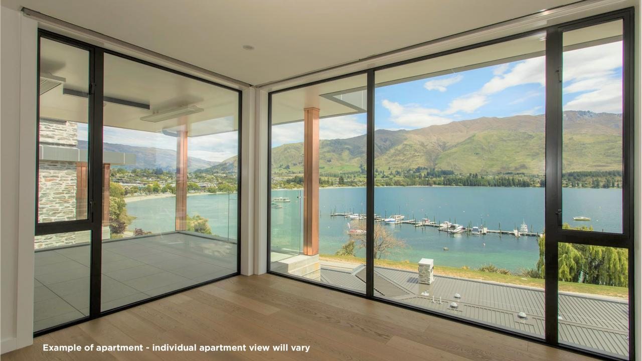 Apt 38 Marina Terrace, Lakeside Road, Wanaka