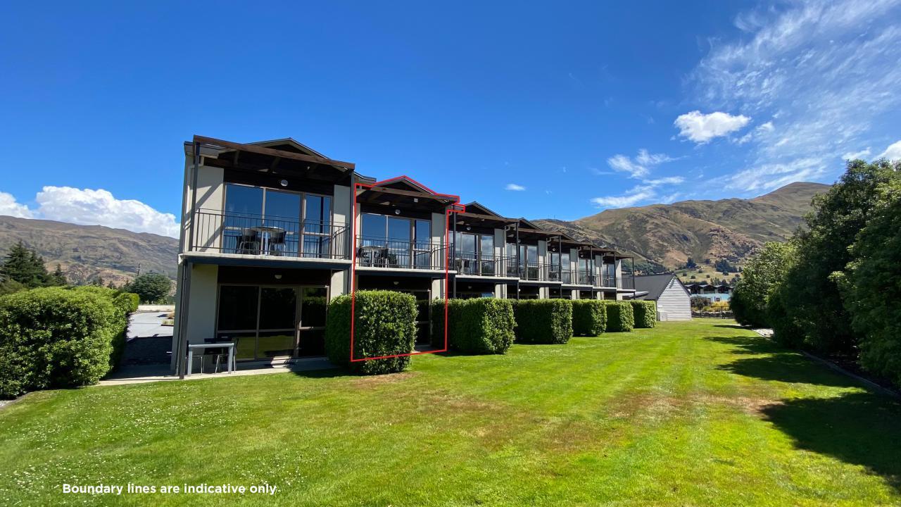 Unit 27, Oakridge Resort, 20 Studholme Road, Wanaka