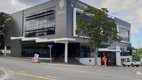 Tenancy Corner Harrington and Willow Streets, Tauranga Central
