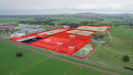 Lot 3 Dunlop Road, Matamata