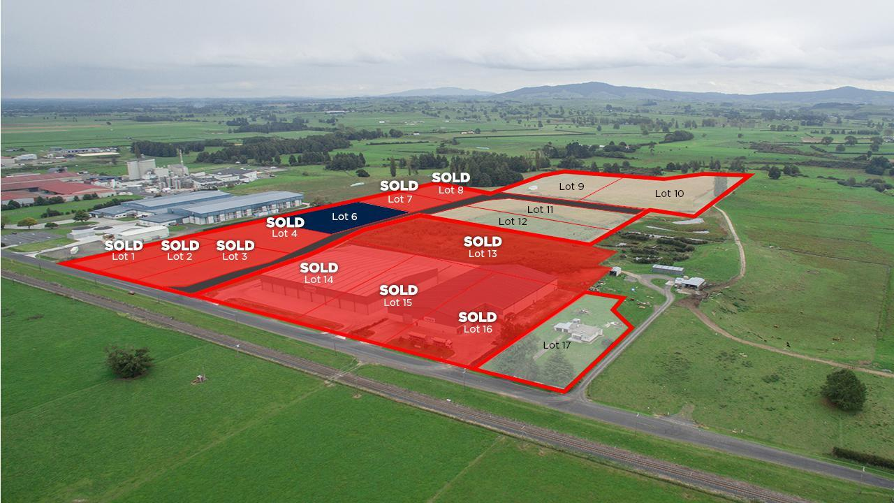 Lot 6 Dunlop Road, Matamata