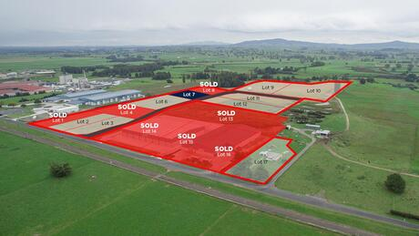 Lot 7 Dunlop Road, Matamata