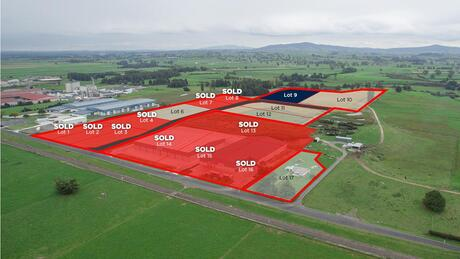 Lot 9 Dunlop Road, Matamata