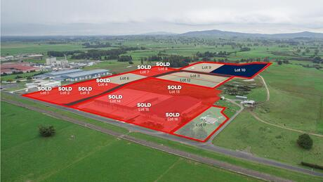 Lot 10 Dunlop Road, Matamata