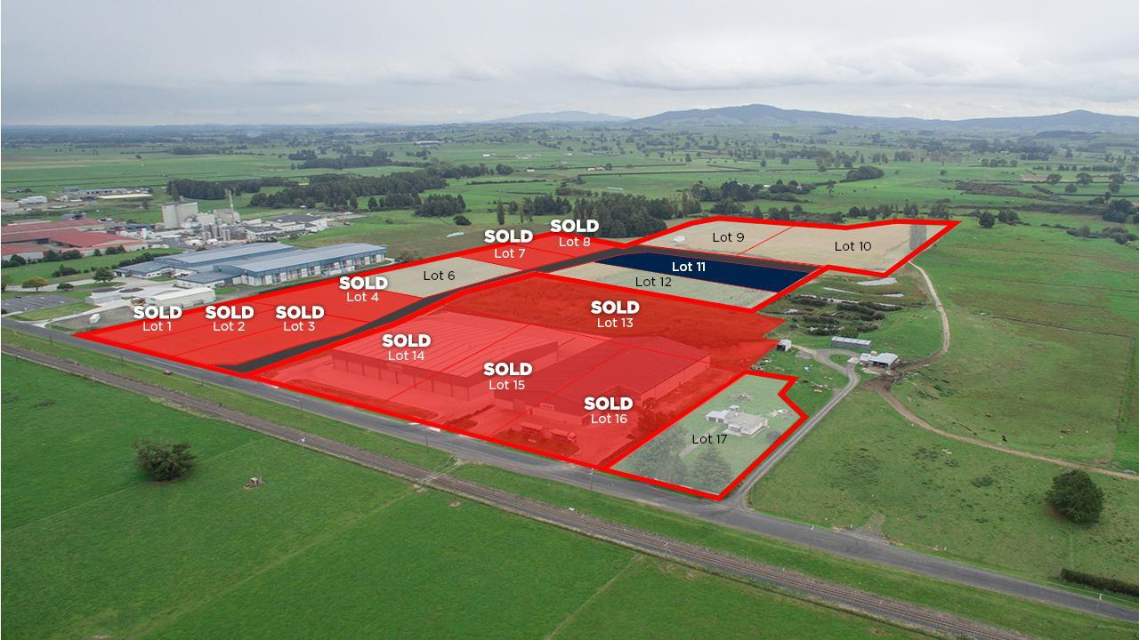 Lot 11 Dunlop Road, Matamata