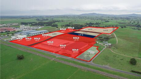 Lot 12 Dunlop Road, Matamata