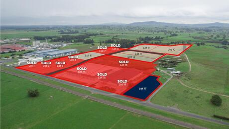 Lot 17 Dunlop Road, Matamata