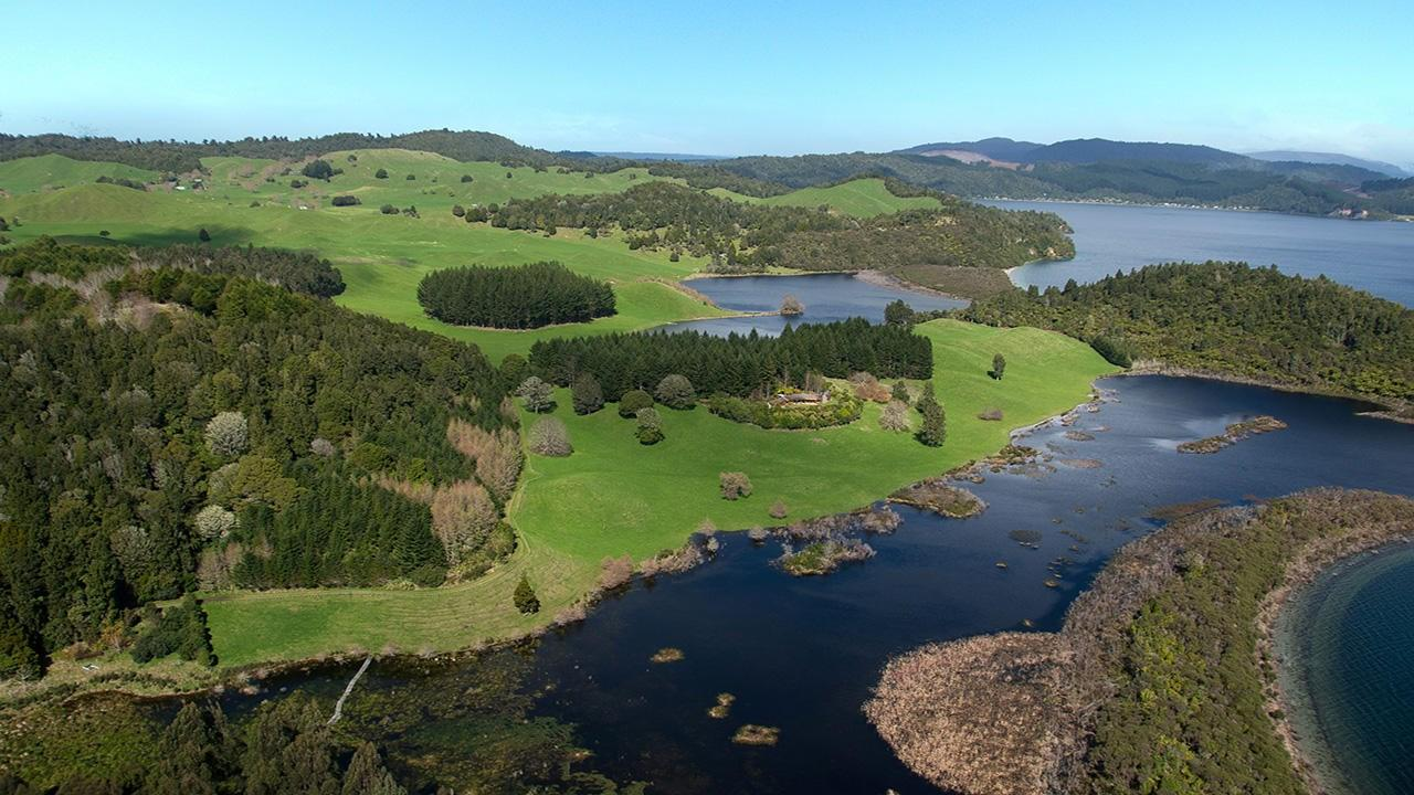 Manawahe Road, Lake Rotoma, Rotorua