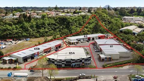 61, 63, 65A, 65B Maleme Street, Tauranga