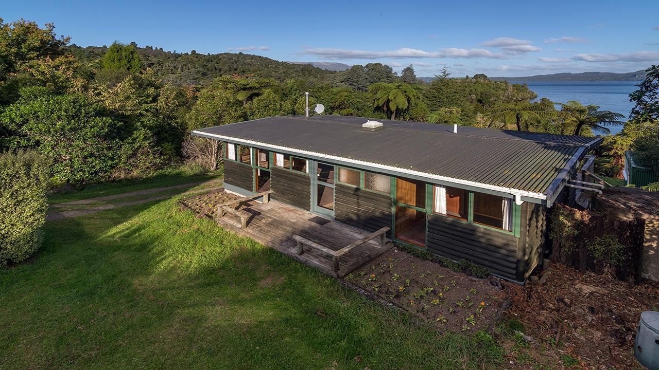579 Spencer Road, Lake Tarawera, Rotorua