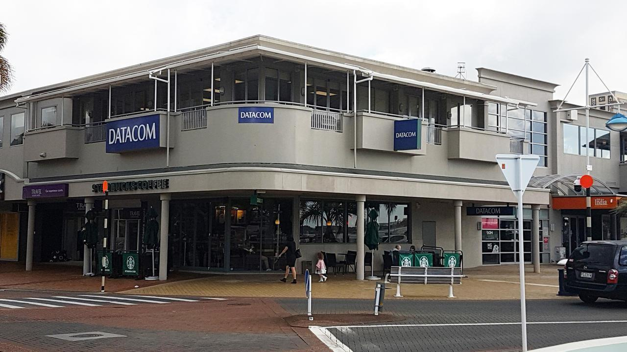 Corner Spring Street And The Strand, Tauranga Central