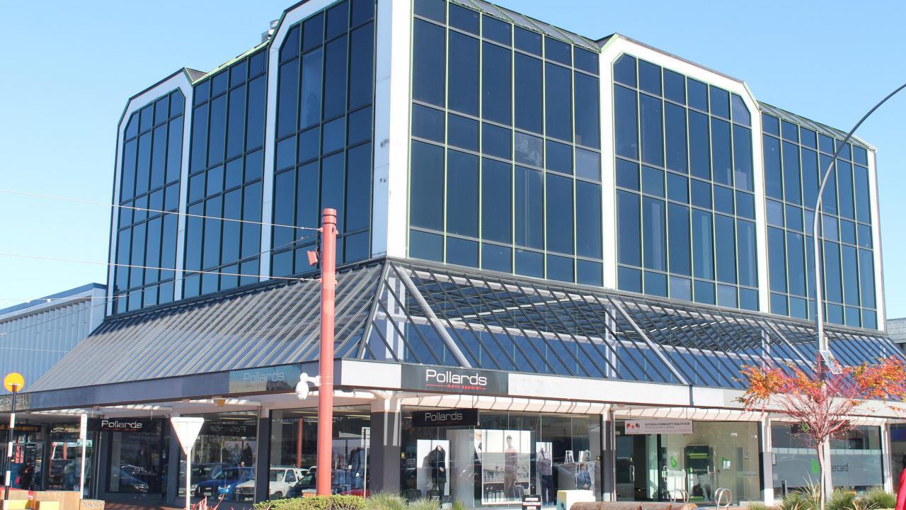 Second floor, 1172 Haupapa Street, Rotorua Central, Rotorua