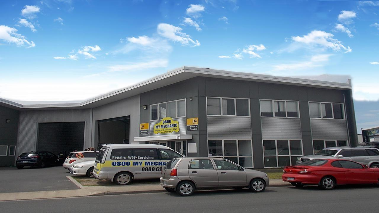 2 Rerewai Place (first floor office), Mount Maunganui
