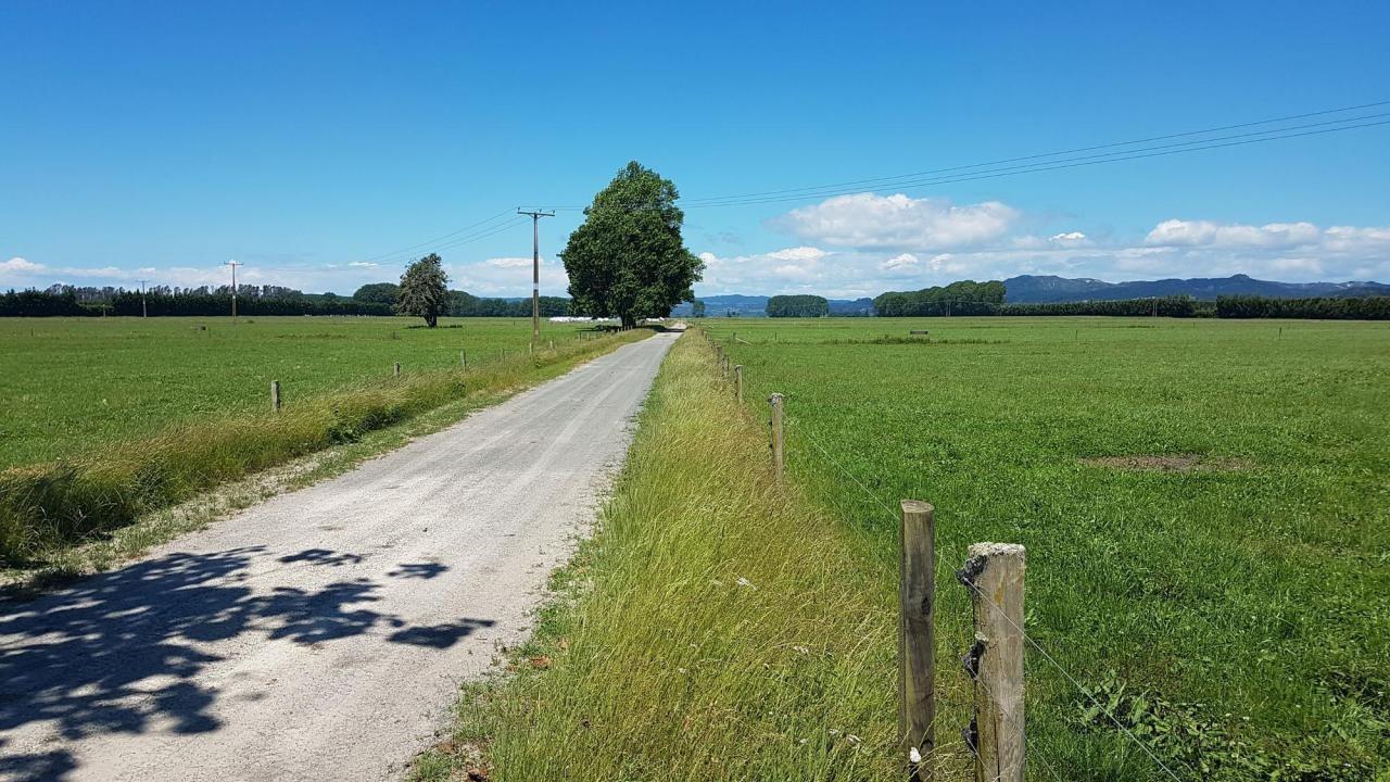 Western Drain Road, Whakatane