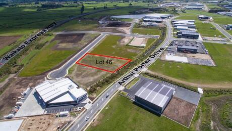 Lot 46 Te Rapa Gateway, Te Rapa