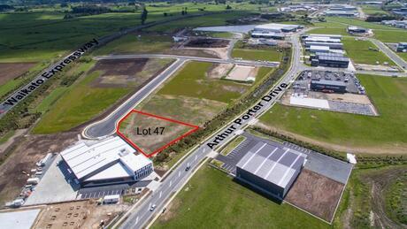 Lot 47 Te Rapa Gateway, Te Rapa