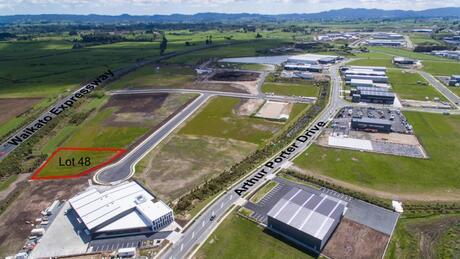 Lot 48 Te Rapa Gateway, Te Rapa
