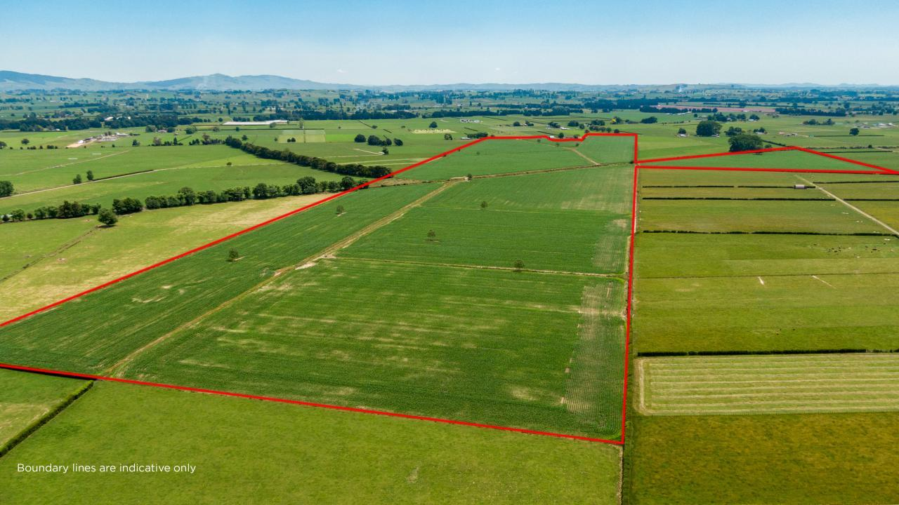 Lot 2 and 3, 83 Given Road, Waharoa