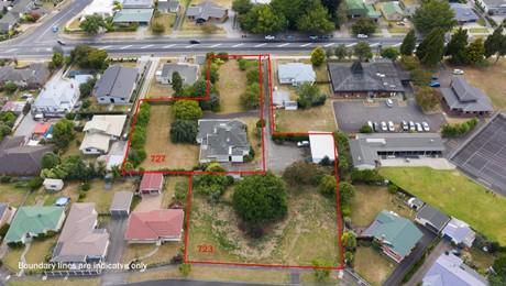 723 and 727 Alexandra Street, Te Awamutu