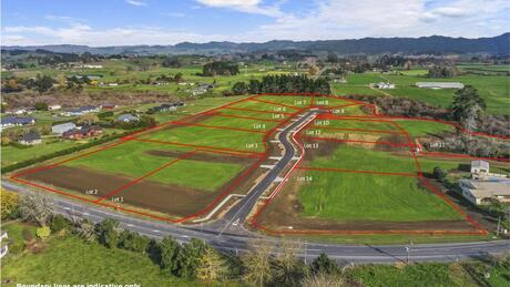 Lot 1 828 Ngaruawahia Road, Te Kowhai