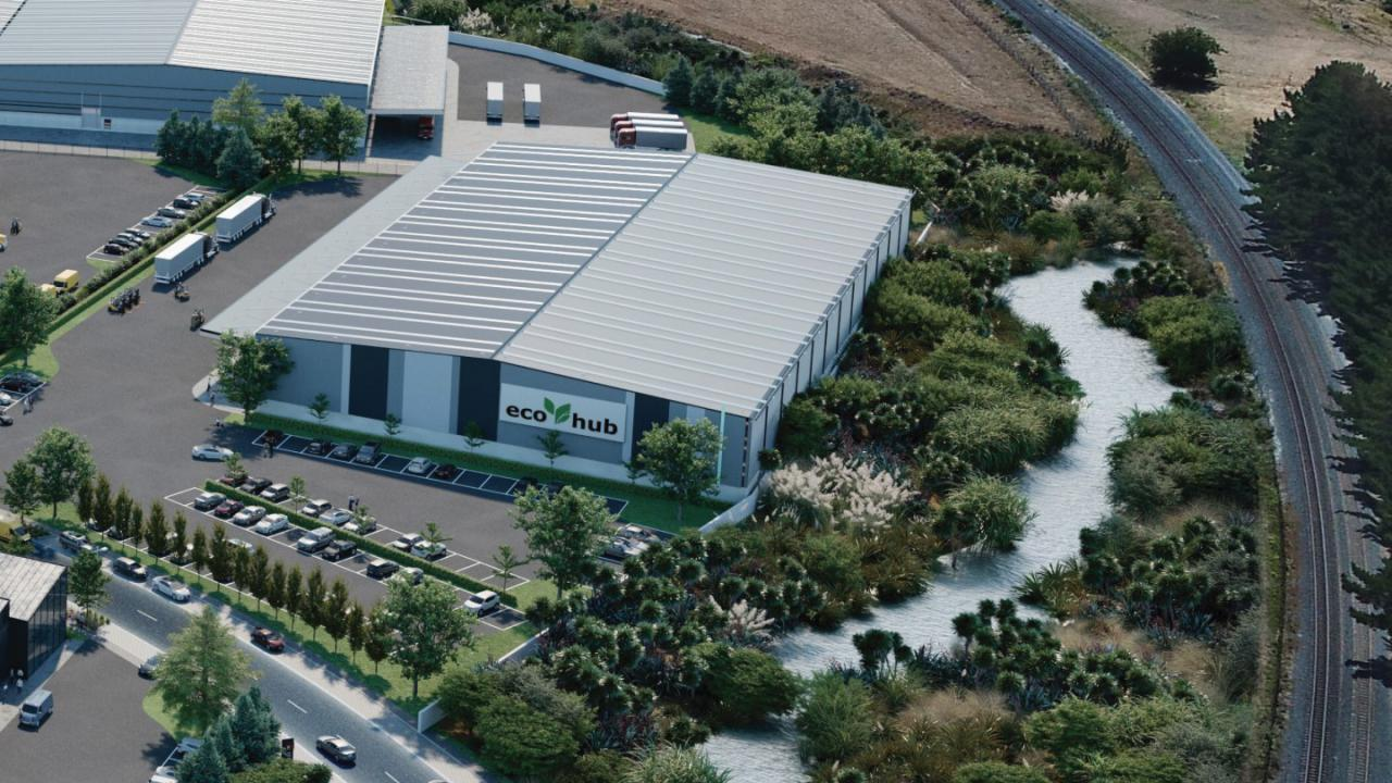 Northgate Business Park, Te Rapa