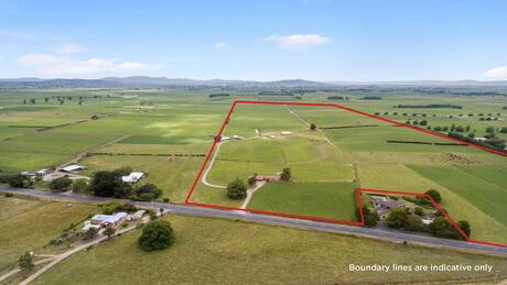 875 Piako Road, Gordonton