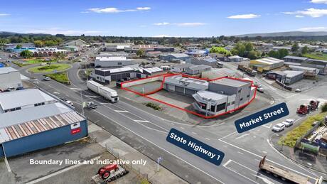 Cnr of Taupo and Market Streets, Putaruru