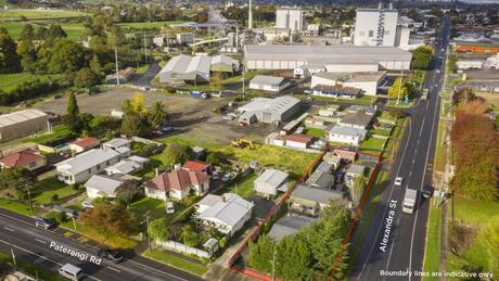 1770 Alexandra Street and 2 Paterangi Road, Te Awamutu