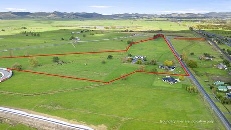 1, 52 and 56 Lumsden Road, Ohinewai