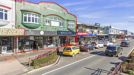 45 Alexandra Street and 3 Walton Street, Te Awamutu