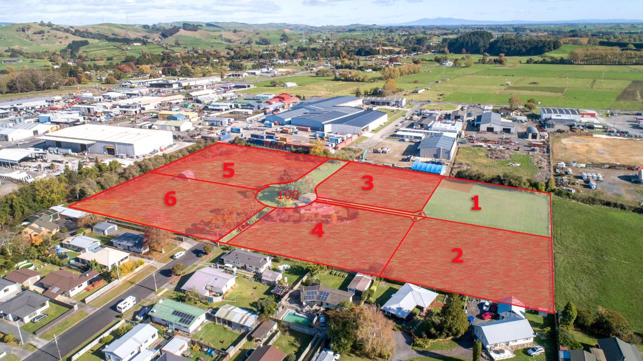 Lot 1 Keith Camp Place , Morrinsville