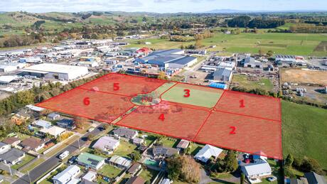 Lot 3 Keith Camp Place , Morrinsville