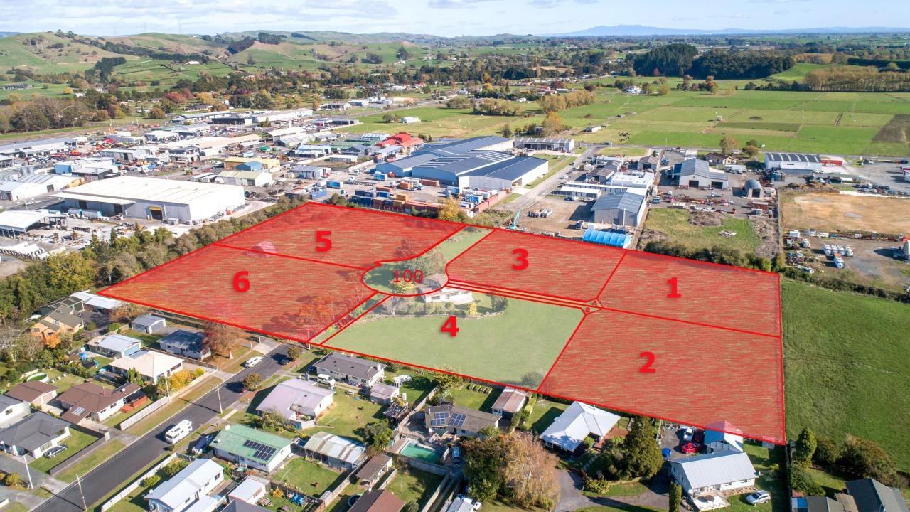 Lot 4 Keith Camp Place , Morrinsville