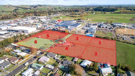 Lot 6 Keith Camp Place , Morrinsville