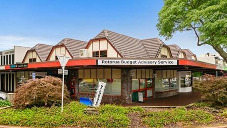 Cnr Pukuatua and Amohia streets, Rotorua