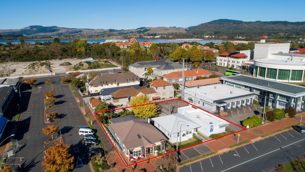 Cnr Fenton and Pukaki streets, Rotorua