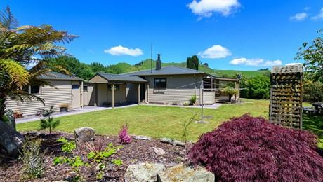 391A Te Weta Road, Waikite Valley